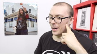 Princess Nokia - A Girl Cried Red MIXTAPE REVIEW