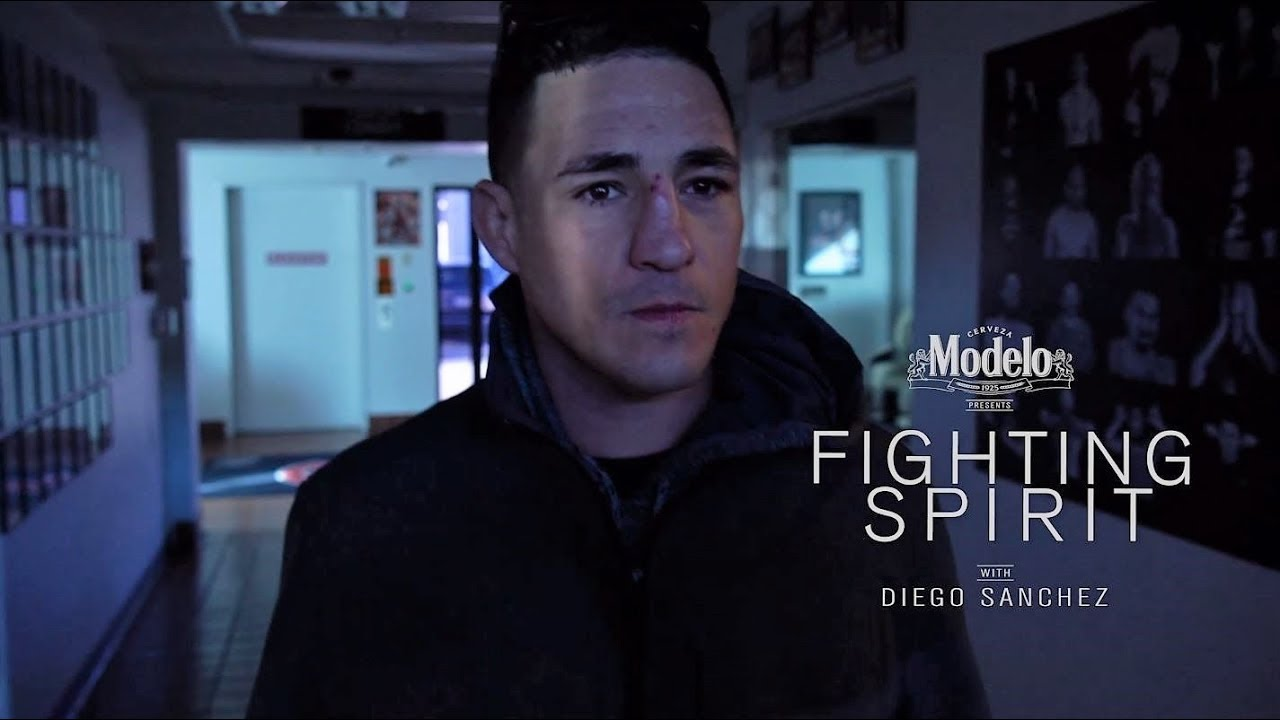 UFC 235: Diego Sanchez - Fighting Spirit Presented By Modelo