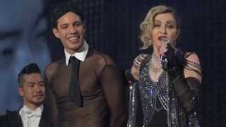 Madonna - Unapologetic Bitch (Live in Antwerp, Belgium -  Rebel Heart Tour, Sportpaleis) HD