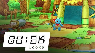 Pokémon Mystery Dungeon: Resuce Team DX: Quick Look (Video Game Video Review)
