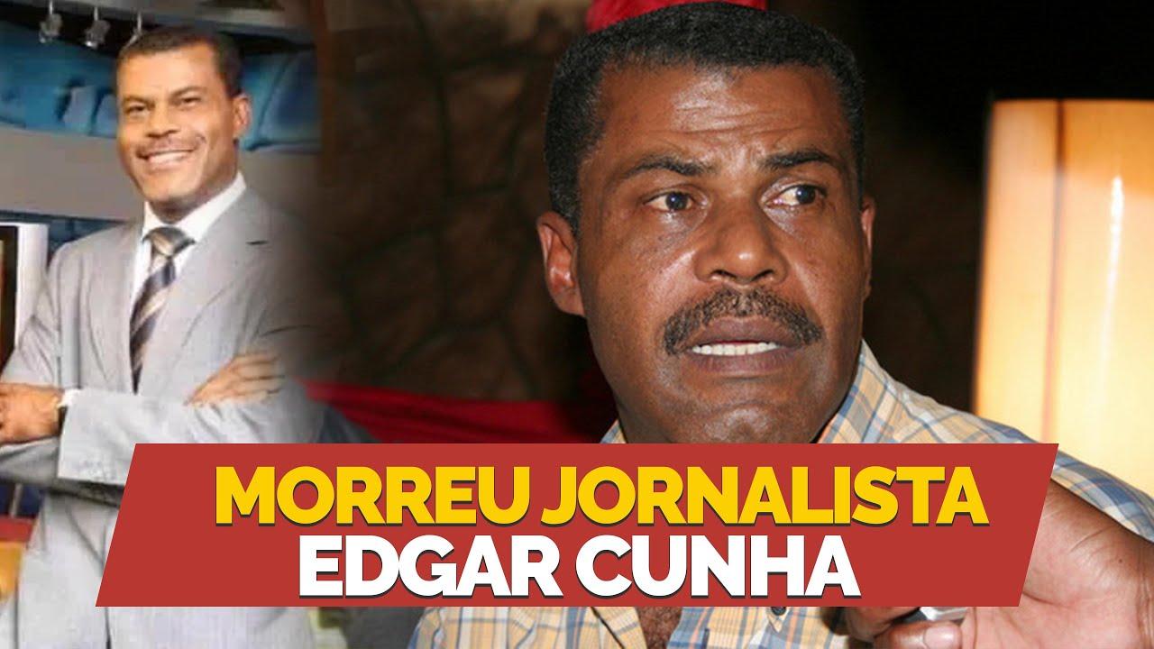 Morreu jornalista Edgar Cunha em Lisboa vítima de prolongada doença - TPA perdeu um dos melhores