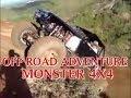 VIDEO OFF ROAD ADVENTURE 4X4 MOBIL OFF ROAD MONSTER TERBALIK SAAT ADVENTURE