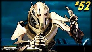 GRIEVOUS MEMES - Star Wars Battlefront 2 Funny Moments #52