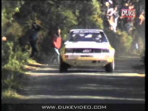 Duke DVD Archive - Rally Portugal 1985