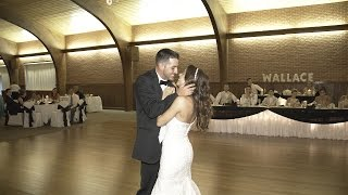 Wedding Reception at Laube Hall in Freeport PA - DJ Pifemaster Productions