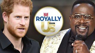Prince Harry \u0026 Meghan Markle Roasted At Emmy Awards 2021 \u0026 Prince Philip Will Update | Royally Us