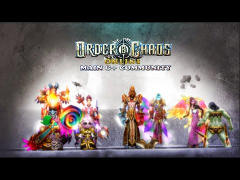 Order And Chaos - Join Oac Community Board(google+) - Read Description