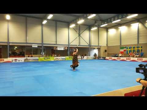 Flow dog dance World Championships 2018 Freestyle