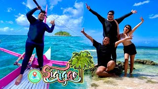 NAG ISLAND HOPPING SA SIARGAO (I FOUND NEW FRIENDS) | LC VLOGS #333