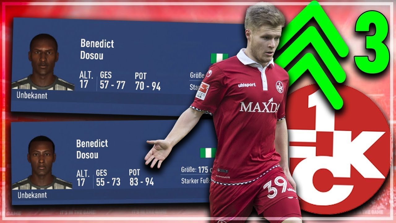 Talente Fifa 19