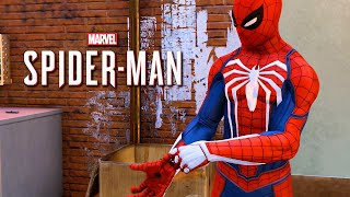 Marvel's Spider-Man - How Insomniac Perfected Web-Swinging - Official Behind The Scenes