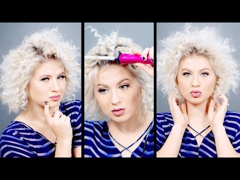 Creative Hairstyles : Chopstick Curls?! | Milabu