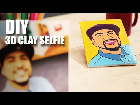 3D Clay Selfie   Childrens Day Special