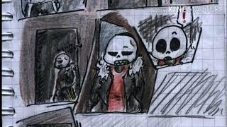 Озвучка комикса Undertale ||| Санс и Фел +18 |||