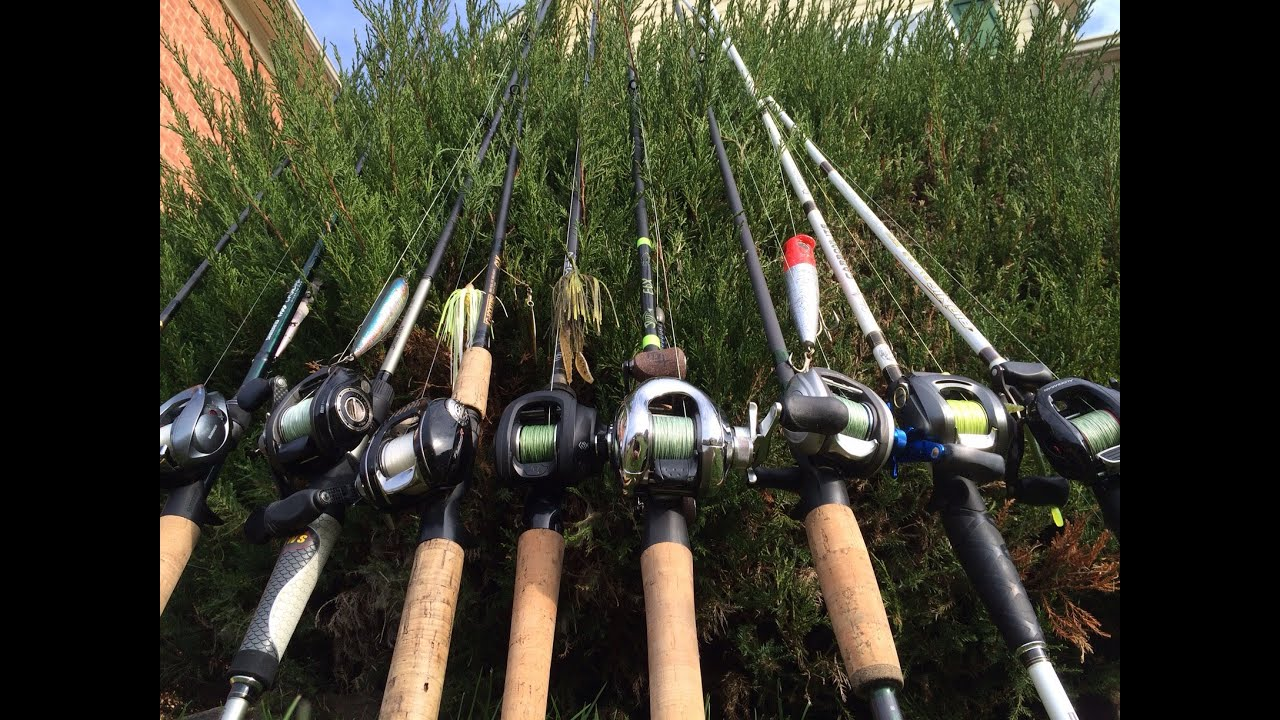 Finally 1rod1reelfishing 39 s rod reel arsenal xd youtube for Best bass fishing rod and reel