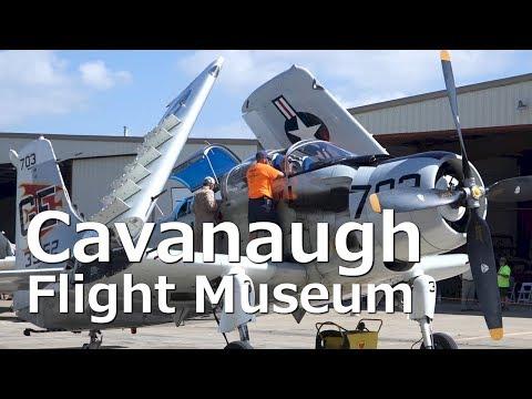Cavanaugh Flight Museum - Addison Airport, Dallas, Texas