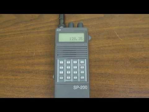 Sporty's Sp-200 Nav/com Transceiver