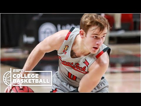 Mac McClung leads Texas Tech past Kansas State [HIGHLIGHTS] | ESPN College Basketball