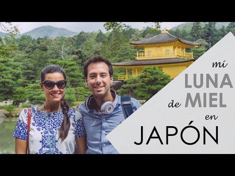 Luna de miel en Japón 2015