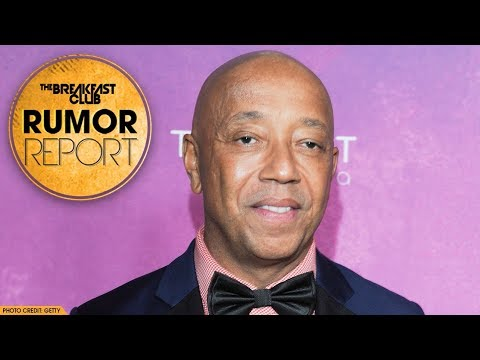 Russell Simmons Accused Of Sexual Misconduct