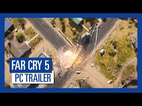 Far Cry 5 – PC Trailer