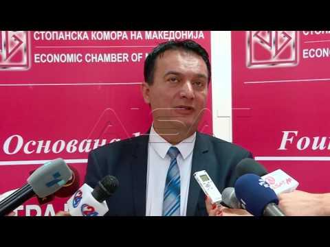 Застојот на автопатите закана за 1.500 градежници од Македонија