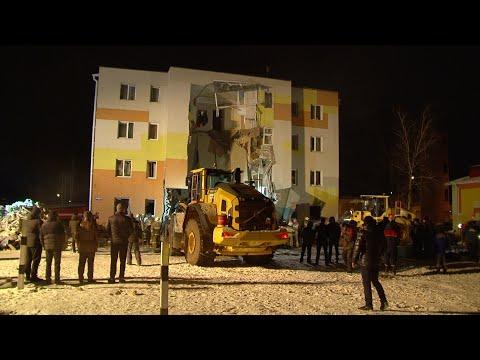 Спецвыпуск: обрушение дома в Яковлево (18:00)