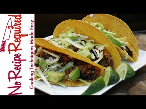 Generate How to Make Turkey Tacos - NoRecipeRequired.com Snapshots