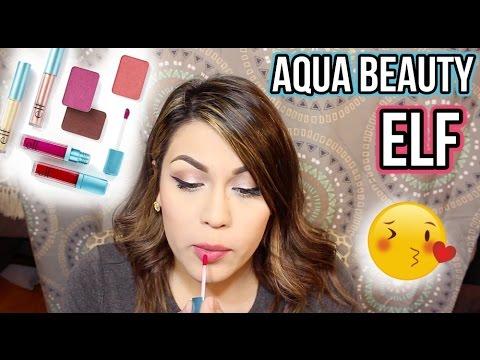 Elf Aqua Beauty   First Impressions   VanessaAnne00