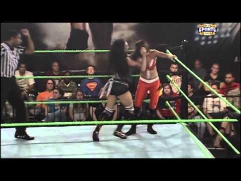 Raquel Diaz vs Audrey Marie (FCW Divas...