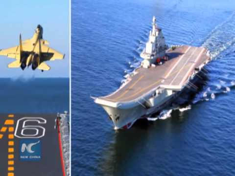 China confirms work on its 2nd aircraft carrier