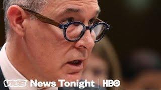 What It Was Like Inside The EPA When Scott Pruitt Resigned (HBO)