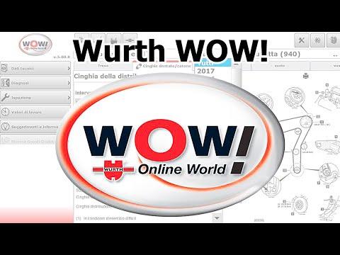 скачать wow программа для диагностики