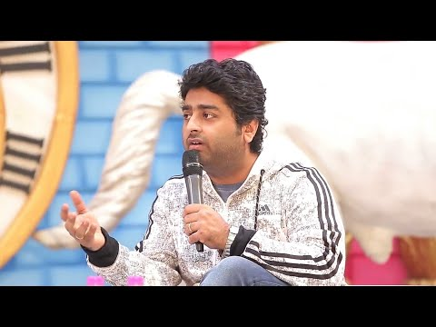 Arijit Singh 😍 beautiful live performance at BESC Full HD