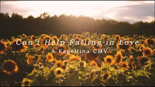 Haikyuu Cosplay | { Haikyuu!! CMV} KageHina - Can't Help Falling in Love