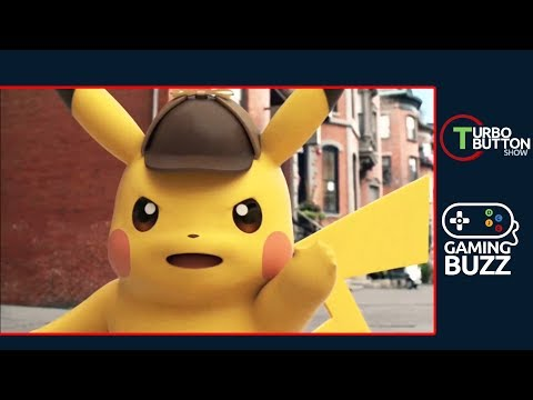 Detective Pikachu for 3DS is Actually Coming Out! - Turbo Button Show