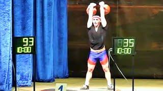 Джони Бенидзе - толчок на Чемпионате Мира в Смоленске (2008)(, 2016-07-25T15:52:51.000Z)