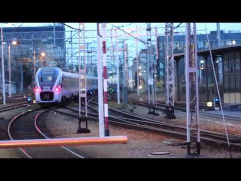 Wrocław Główny ; Pendolino ; Pesa ; pociąg express ; Poland [ RX10 ; X3000 ]