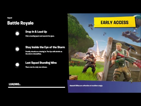 1 More Sleep To Go! Season 3 Battle Pass! FORTNITE BATTLE ROYALE LIVESTREAM WITH THE SQUAD