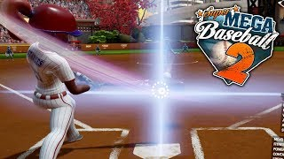 MY FIRST ONLINE GAME! Super Mega Baseball 2 Gameplay