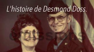 L'histoire de Desmond Doss.