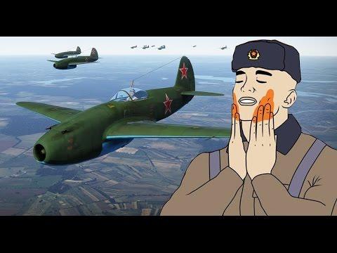 War Thunder: Yak-15 Best Jet