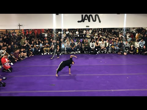 JAM Gathering 2019-1v1- Aidan Kennedy vs Salef Celiz