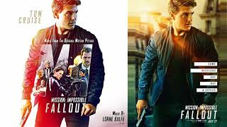 Mission Impossible Fallout, 03, Should You Choose to Accept..., Soundtrack, Lorne Balfe