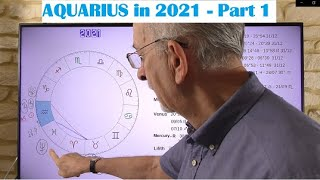 AQUARIUS in 2021 - Part 1 - Evolution and realization await