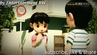 Dekhte Dekhte... cartoon Doremon Szene von Entertainment-BW