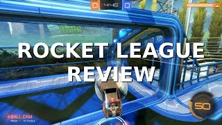 Rocket League ruined my life - Review