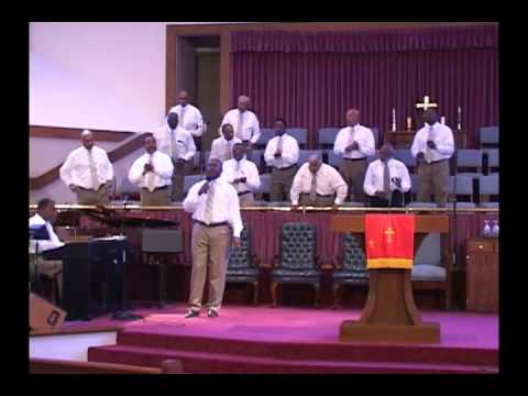 Greater Middle Baptist Church Male Chorus-Bless Me Jesus