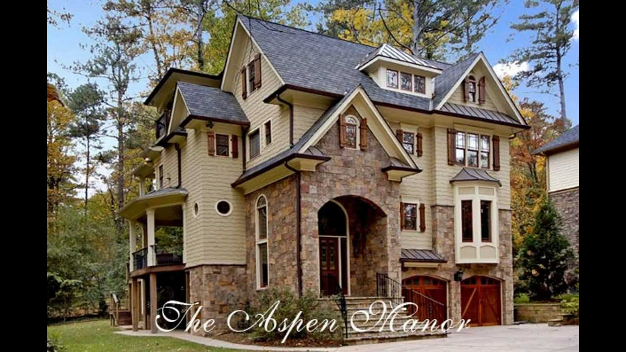 ASPEN MANOR HOUSE PLAN 03018 MICHAEL W GARRELL GARRELL