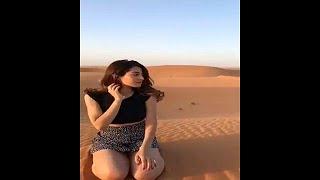 Dünya Suudi Arabistanlı mini etekli kızı konuşuyor